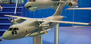 Warbird Picture - Il-112 concept