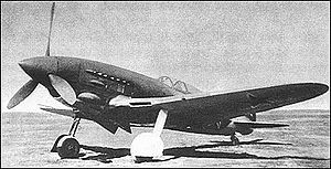 Warbird Picture - The M-2 prototype of the ITP