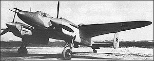 Warbird Picture - The second prototype (MA) of the TIS