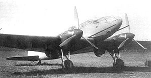 Warbird Picture - Note the long barrels of the 37 mm guns