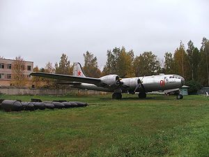 Warbird Picture - Tupolev Tu-4 at Monino museum