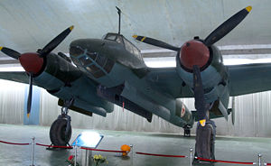Warbird Picture - A Tu-2 bomber at the China Aviation Museum.