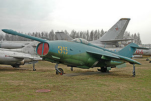 Warbird Picture - Yak-36 at Monino