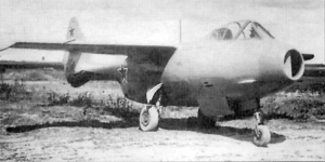 Warbird Picture - Pre-flight test plane