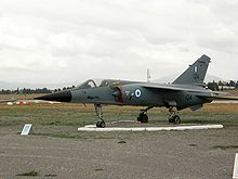 Airplane Picture - Hellenic Air Force Mirage F1CG