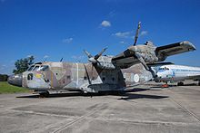 Airplane Picture - Breguet 941S preserved at the Mus�e de l'Air et de l'Espace