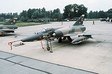 Airplane Picture - A Mirage 5 of the Belgian Air Component parked at an airbase on 15 May 1978 during exercise Tactical Air Meet '78.