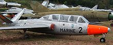 Airplane Picture - Fouga CM.175 Z�phyr