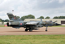 Airplane Picture - French Air Force Mirage F1 at RIAT 2009