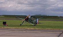 Airplane Picture - Morane-Saulnier MS.505 Criquet