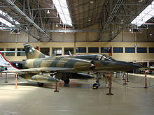 Airplane Picture - Mirage IIIC of the Argentinian Air Force