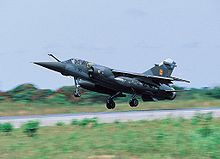 Airplane Picture - Mirage F1CT