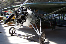 Airplane Picture - MS.230 at Praha-Kbely museum