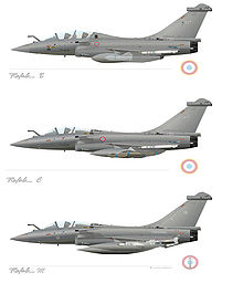 Airplane Picture - Rafale B/C