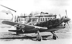 Warbird Picture - Finnish C.714