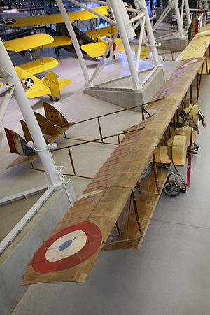 Warbird Picture - Caudron G-4 - Smithsonian