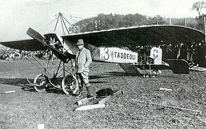 Warbird Picture - Emile Tadd�oli in ~1911/13