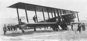 Warbird Picture - The passenger transport Goliath