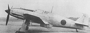 Warbird picture - airplane picture - A Ki-61 -I -Otsu