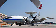 U.S. Department of Homeland Security P-3AEW&C to track drug couriers