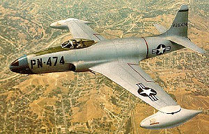 Warbird Picture - P-80A 44-85747