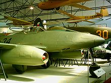 Warbird picture - Avia S-92, the Czechoslovak-built Me 262A