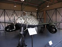 Warbird picture - Me 262B-1a/U1 (Red 8)