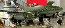 Warbirds Picture: Hans Guido Mutke's Me 262A on display at the Deutsches Museum