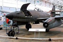 Warbird picture - Me 262 A-1a