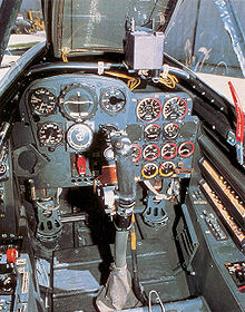 Warbird picture - Me 262 interior
