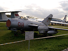 Airplane Picture - MiG-15bis at Monino Aircraft Museum