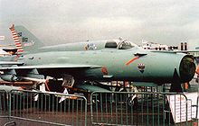 Airplane Picture - MiG-21 2000