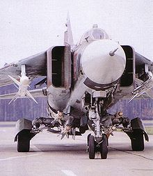 Airplane Picture - Polish MiG-23