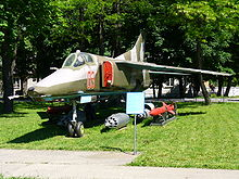 Airplane Picture - MiG-27K