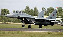 Airplane Picture - Hungarian Air Force MiG-29A