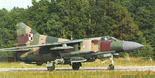 Airplane Picture - Polish Air Force MiG-23