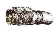 Airplane Picture - Klimov RD-33 turbofan engine