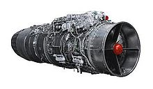 Airplane Picture - Klimov RD-33MK turbofan engine