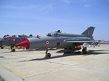 Airplane Picture - IAF MiG-21 Bison