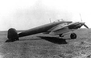 Warbird Picture - DIS prototype T with AM-37 engines