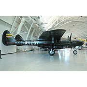 Warbird picture - Airplane picture - P-61C at the National Air & Space Museum