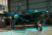 Warbird picture - Airplane picture - P-61C (AAF Ser. No. 42-8353) Moonlight Serenade at the National Museum of the United States Air Force