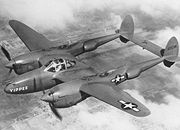 Airplane Pictures - P-38J Lightning YIPPEE