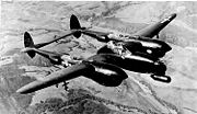 Airplane Pictures - Lockheed Model 422 P-38M-6-LO Night Lightning (44-27234, c/n 422-8238)