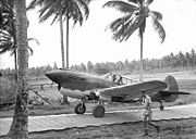 Airplane Pictures - A P-40E-1 piloted by the ace Keith