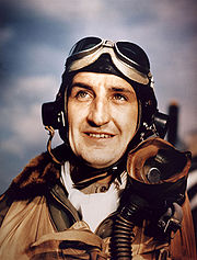 Airplane Pictures - P-47 pilot Lt Col Francis S Gabby Gabreski, 56th Fighter Group, leading ace of the 8th Air Force