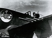 Airplane Pictures - Brazilian P-47 pilot during World War II