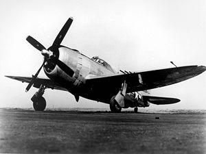 Airplane Pictures - P-47 Thunderbolt