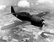 Airplane Pictures - Republic P-47D Thunderbolt, nicknamed Jug during World War II, the P-47 served in every active combat theater and with many Allied air forces