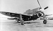 Airplane Pictures - XP-47J